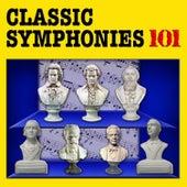 Classic Symphonies 101 von Various Artists