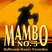 Mambo Number 5: Ballroom Dance Favorites de Various Artists