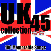 UK 45 Collection (100 Memorable Songs) de Various Artists
