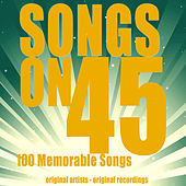 Songs On 45 (Original Recordings) de Various Artists