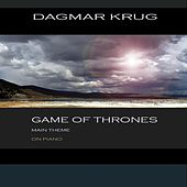 Game of Thrones - Main Theme on Piano by Dagmar Krug