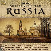 Popular Music from Russia de Various Artists