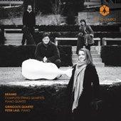 Brahms: Complete String Quartets & Piano Quintet de Gringolts Quartet