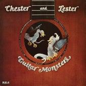 Guitar Monsters by Les Paul