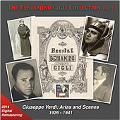 The Beniamino Gigli Collection, Vol. 3 (Verdi Arias & Scenes) [Remastered 2014] by Beniamino Gigli