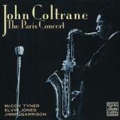 The Paris Concert by John Coltrane