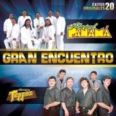Gran Encuentro (20 Éxitos Originales) de Tropical Panamá