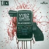 Blackberry - Single by VYBZ Kartel