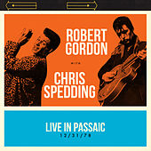 Live in Passaic 12/31/78 de Robert Gordon