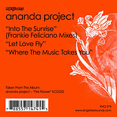 Into the Sunrise / Let Love Fly / Where the Music Takes You by Ananda Project
