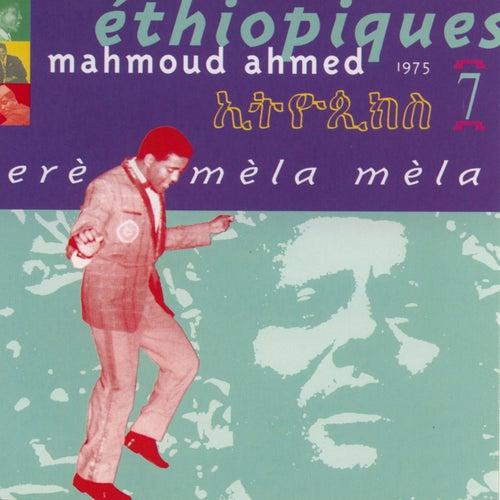 Ethiopiques Vol 7 (mahmoud Ahmed) by Mahmoud Ahmed
