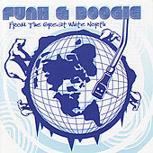 Funk & Boogie From The Great White North de Various Artists