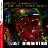 Lost Generation de Afrika Bambaataa