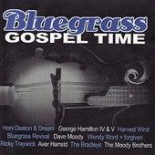 Bluegrass Gospel Time de Various Artists