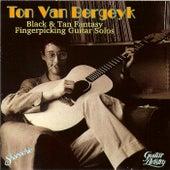Black & Tan Fantasy by Ton Van Bergeyk