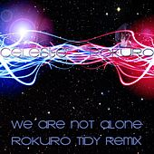 We Are Not Alone (Rokuro Tidy Mix) by Celeste