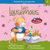 Folge 7 von Leo Lausemaus