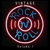 Vintage Rock 'N' Roll, Vol. 1 de Various Artists