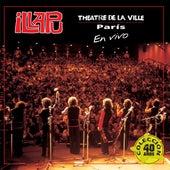 Theatre de la Ville Paris (En Vivo) de Illapu