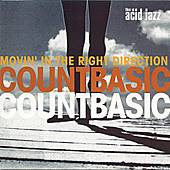 Movin' In The Right Direction by Count Basic