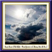 Franz Danzi: Wind Quintet in G Minor, Op. 56 No. 2 for Flute, Oboe, Clarinet, French Horn & Bassoon / Bläserquintett in G-Moll Op.56 Nr.2 von Kammervereinigung Berlin