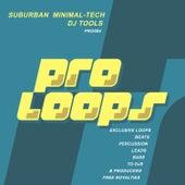 Suburban Minimal Tech DJ Tools by Supa Man (Kelvin Mccray)
