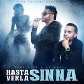 Hasta Verla Sin Na (feat. Arcangel) de Tony Dize