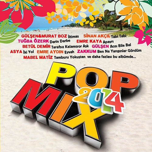 Pop Mix 2014 by Various Artists