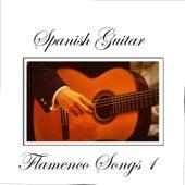 Spanish Guitar - Flamenco Songs 1 de Various Artists