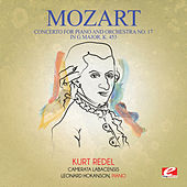 Mozart: Concerto for Piano and Orchestra No. 17 in G Major, K. 453 (Digitally Remastered) de Leonard Hokanson