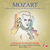 Mozart: Andante for Flute and Orchestra in C Major, K. 315 (Digitally Remastered) by Irina Lozben