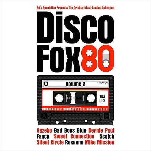 Disco Fox 80 Volume 2 by Various Artists