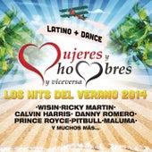 Mujeres y Hombres y Viceversa Los Hits del Verano 2014 de Various Artists