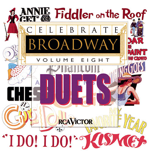 Celebrate Broadway Vol. 8: Duets by Patti LuPone