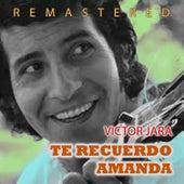 Te recuerdo Amanda de Victor Jara