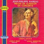 Rameau: Pieces de clavecin en concerts de Lorant Kovacs