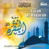 Surah Al Baqarah (Complete) by Sheikh Mishary Rashid Alfasay