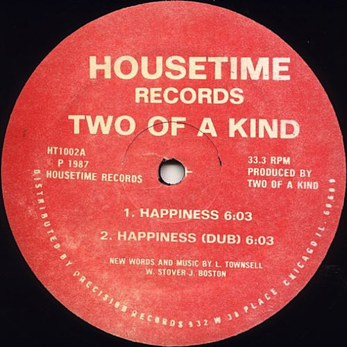 Happiness by Two Of A Kind