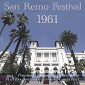 San Remo Festival 1961 von Various Artists
