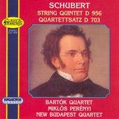 Schubert: String Quintet in  C Major, D. 956 / String Quartet No. 12 in C Minor,