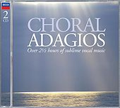 Choral Adagios von Various Artists