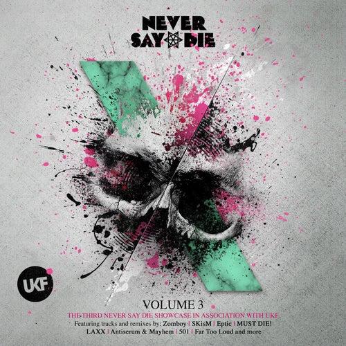 Never Say Die, Vol. 3 by Various Artists