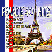 France 40 Hits de Various Artists