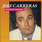 Recital de Canciones by José Carreras