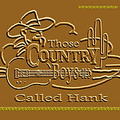 Those Country Boys Called Hank de Various Artists