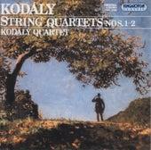 Kodaly: String Quartets Nos. 1 and 2 by Kodaly Quartet