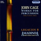 Cage: Works for percussion, Vol. 6 (1975-1991) by Various Artists