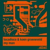 My Man von Tocadisco