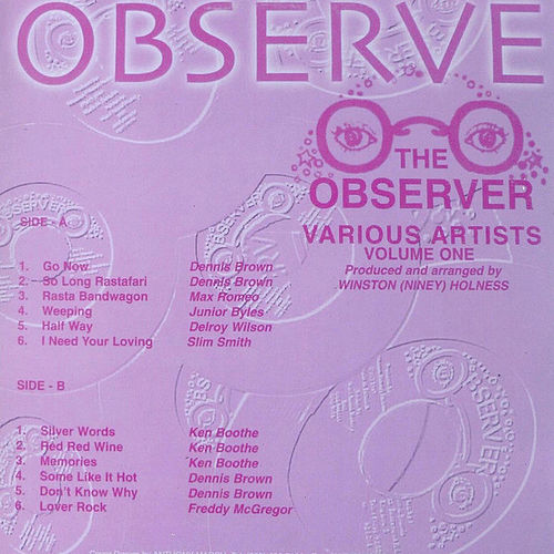 The Observer Various Artists, Vol. 1 by Various Artists