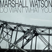Do Want What You by Marshall Watson